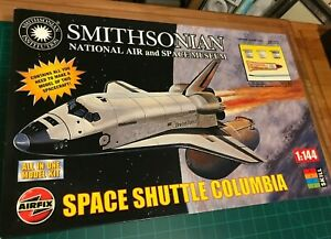Smithsonian Institution Space Shuttle Columbia Model 1/144 All in 1 Kit