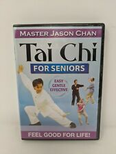 Tai Chi for Seniors: Master Jason Chan (New DVD, Total Content, 120 Minutes)