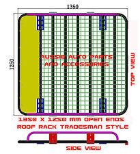 Open Ends Steel Rack 1350mm for Nissan Patrol; LandCruiser 60s 80s Tradesman