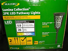 Malibu LED LowVolt Lumina Collection-2 pk Pathway Landscape Lights #8401-5102-02