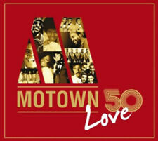 Various Artists : Motown 50 Love CD 3 discs (2009) Expertly Refurbished Product
