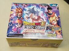 Dragon Ball Super Card Game Colossal Warfare Booster Box Ships 7/13 or after