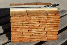 Lärchenholzschindeln 20cm, 2. Qualität