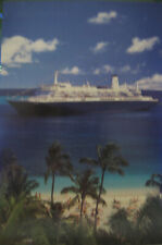 New Postcard Holland America Line Cruise Ship