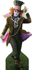 Alice in Wonderland - The Mad Hatter Lifesize CARDBOARD CUTOUT standee C131