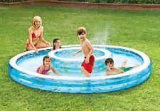 Piscina doppia Intex 57143 pesciolini giochi bambino piscine gonfiabili - Rotex