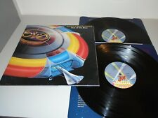 THE ELECTRIC LIGHT ORCHESTRA OUT OF THE BLUE 2 x VINYL RECORD ALBUM ELO MINT 1ST
