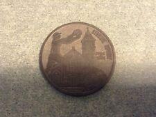 Ancienne médaille,Eisden sport jubileum 50 jaar 25/5/1985