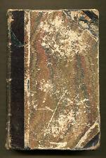THE CREOLE ORPHANS by James S. Peacocke - 1856 1st Edition - Scarce