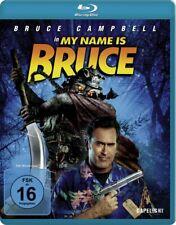 MY NAME IS BRUCE - Bruce Campbell, Grace Thorsen NEW SEALED BLU-RAY UK REGION B