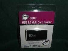 Card Reader - Multi Card Reader - USB 2.0 by SIIG