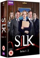 Nuovo Seta Serie 1 A 3 Collezione Completa DVD