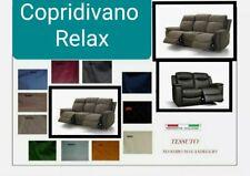 COPRIDIVANO BIELASTICO RELAX  2 E 3 posti(PRODOTTO ITALIANO)