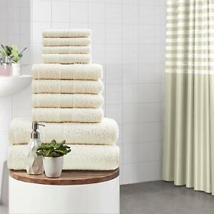 Toronto Towel Bale Set 100% Egyptian Cotton Super Soft Absorbent 450GSM