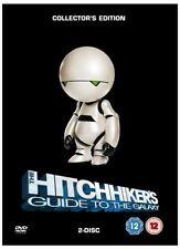 HITCHHIKERS GUIDE TO THE GALAXY SteelBook. 2-Disc DVD. Ultra Rare Only 1 On eBay