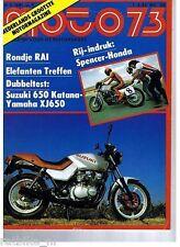 M8105- POSTER BOHLER-MULLER,KTM,PERNOD,SPENCER HONDA