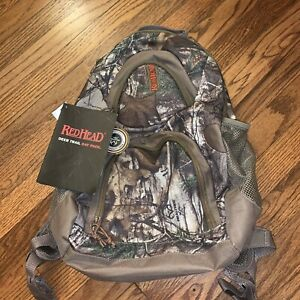 NWT Bass Pro Shops RedHead Deer Trail Day Pack Backpack