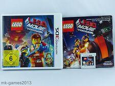 The Lego Movie Videogame für Nintendo 3DS - OVP+Anl. - Sehr gut - BLITZVERSAND