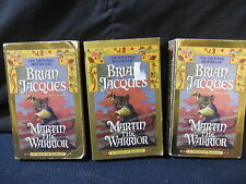 Martin the Warrior: Set of 3 - Great for Classroom! -  Includes Shipping!!