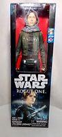 Hasbro Disney Star Wars Rogue One 12-Inch Sergeant Jyn Erso JEDHA Action Figure