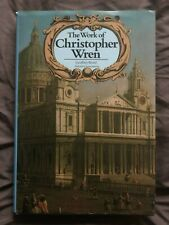 The Work Of Christopher Wren Book Cathedral Architecture Famous Buildings Church