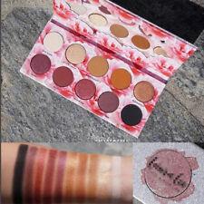10 Colors Bright Waterproof Eyeshadow Palette Natural Beauty Makeup