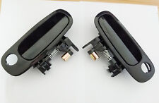 Fit Toyota Corolla Exterior Outside Front Left Right Side Door Handle 1998-2002
