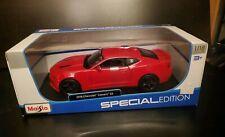MAISTO   Die cast Camaro1/18 Special Edition