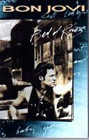 Jon Bon Jovi Bed Of Roses 1993 Hard Classic Rock Roll Cassette Tape Single Pop
