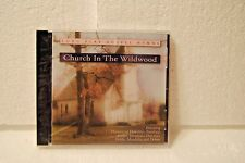 Music CD (Church in the Wildwood) Instrumental Collection Of Gospel Hymns NEW