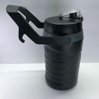 Black Under Armour (Thermos) 64 Oz/1.9 L Foam Insulated Bottle