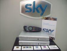 DECODER SKY STANDARD NO HD MOD PACE DS230NS CON TUTTI GLI ACCESSORI, X 2° CASA..