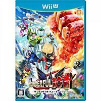 Nintendo Wii U The Wonderful 101 Japan Import