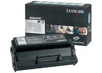 GENUINE LEXMARK 088A047 HIGH YIELD BLACK TONER E320 NEW
