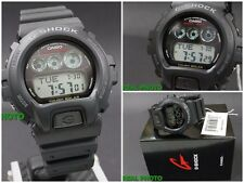 G-6900-1D Black Casio G-Shock Tough Solar Watches Digital Resin Band Full Packy