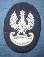 Insigne de Beret Free Polish Forces WW2