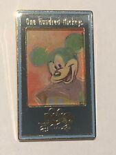 One Hundred Mickeys Pin Series (MM 062) - LE 3500 Disney Disneyland Mickey
