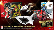 Persona 5 Royal Phantom Thieves Edition PS4 Presale European