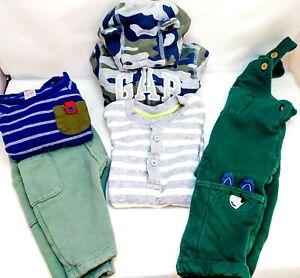 • Baby Clothing Bundle • 3 / 6 Months, 58 / 69cm • GAP, Mini Zara, M&S • Hoodie