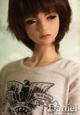 1/4 BJD doll Kid Delf Boy FREE FACE MAKE UP+FREE EYES-Daniel