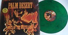 LP PALM DESERT Falls Of The Wastelands GREEN VINYL Krauted Mind KMR 013/1 MINT