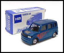 TOMICA TOYOTA bB 1/60 TOMY 5 DIECAST CAR NEW  BLUE H.M