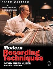 Modern Recording Techniques (Audio Engineering Soc