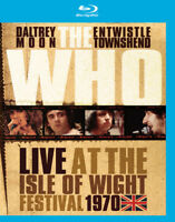 The Who - The Who: Live at the Isle of Wight Festival 1970 [New Blu-ray] Dolby,