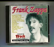 FRANK ZAPPA # LIVE IN STOCKHOLM 1967 Montereux 1971 # Curcio # CD Rock