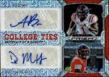 2019 Panini Prizm Draft Picks Mojo Autograph D.K. Metcalf/A.J Brown RC AUTO 3/15