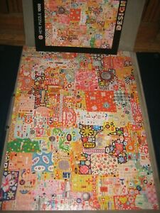 HEYE JIGSAW PUZZLE - MY POP - COLIN JOHNSON - 1000 PIECES COMPLETE