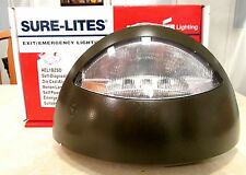 NIB Cooper Sure-Lites Emergency Exit Light AEL1BZSD