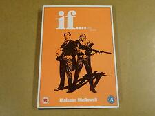 DVD / IF... ( MALCOLM McDOWELL )