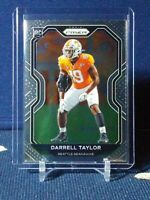 2020 Panini Prizm Darrell Taylor RC #389 Rookie Base Seattle Seahawks